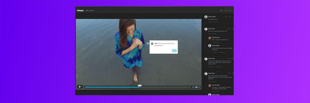 vimeo live streaming platforms