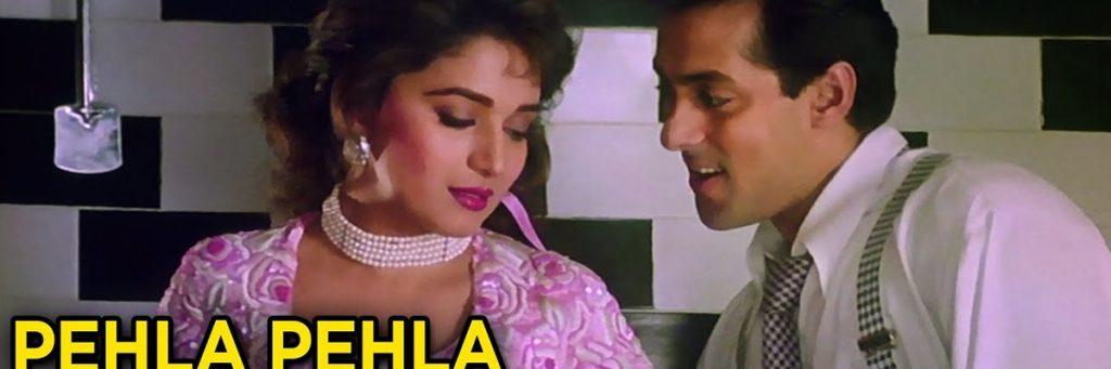 salman khan and madhuri dixit love songs