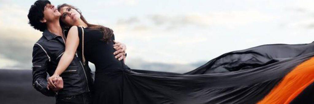 Srk and kajol love couple