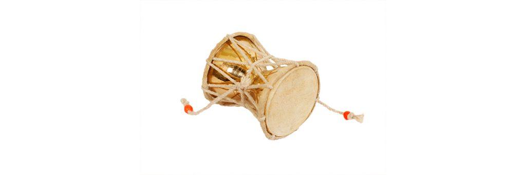 Lord Shiva's instrument Damru