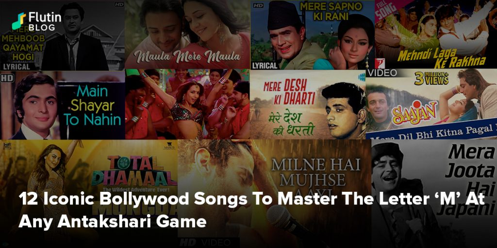 12 Iconic Bollywood Songs To Master The Letter 'M' At Any Antakshari Game