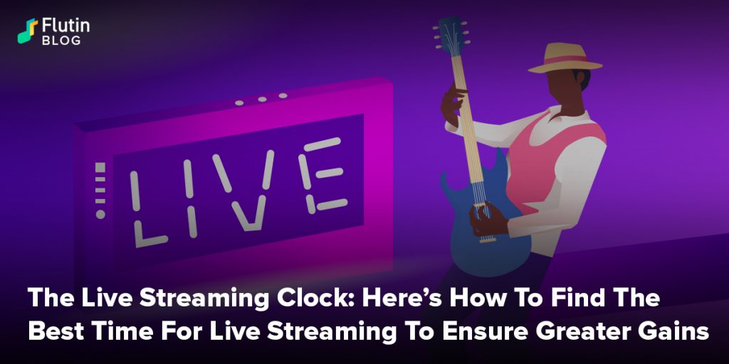The Live Streaming Clock: Here's How To Find The Best Time For Live Streaming To Ensure Greater Gains