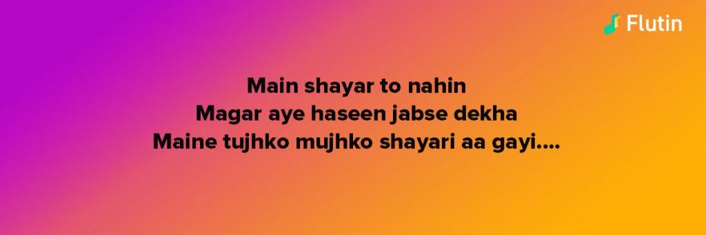 Main Shayar To Nahin the iconic Bollywood Song for Antakshari game