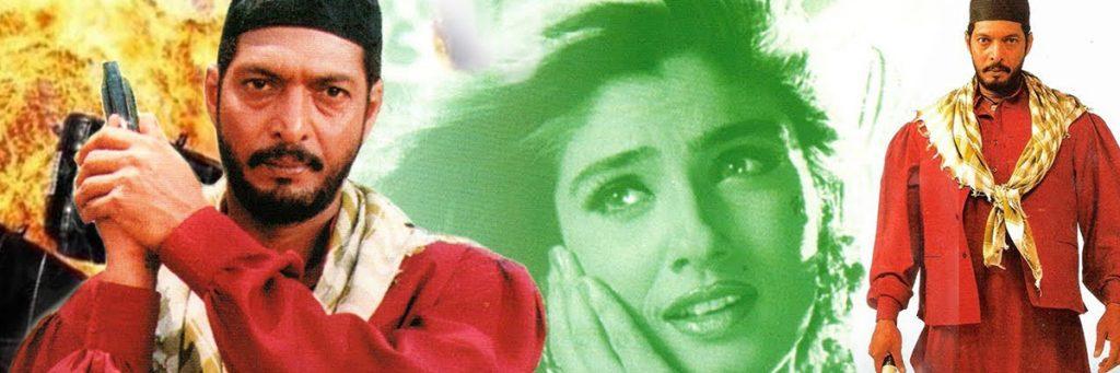 nana patekar and raveena tandon movie