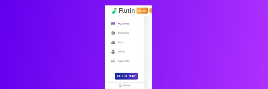 flutin live