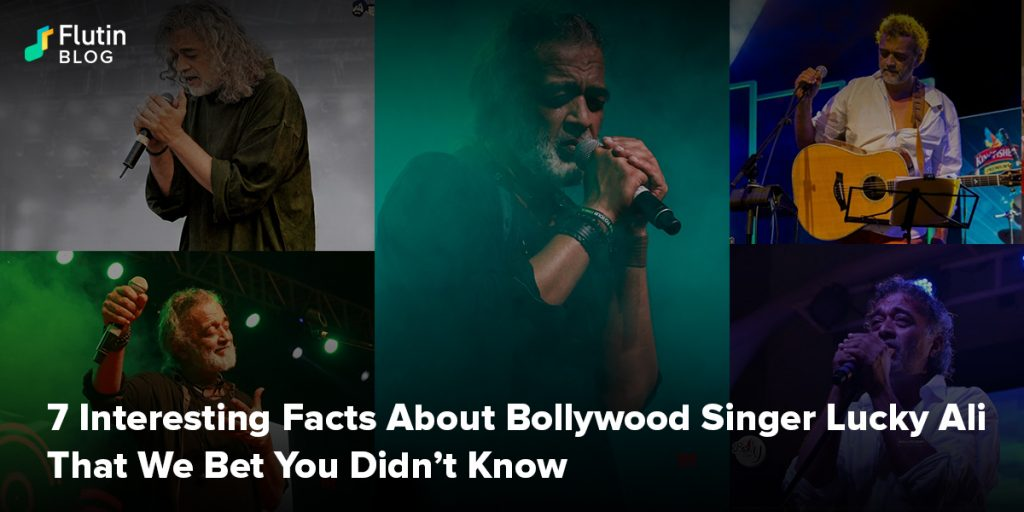 Interesting Facts About Bollywood Singer Lucky Ali That We Bet You Didn't Know
