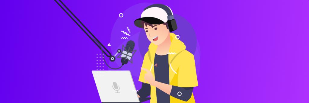 audio quality live stream