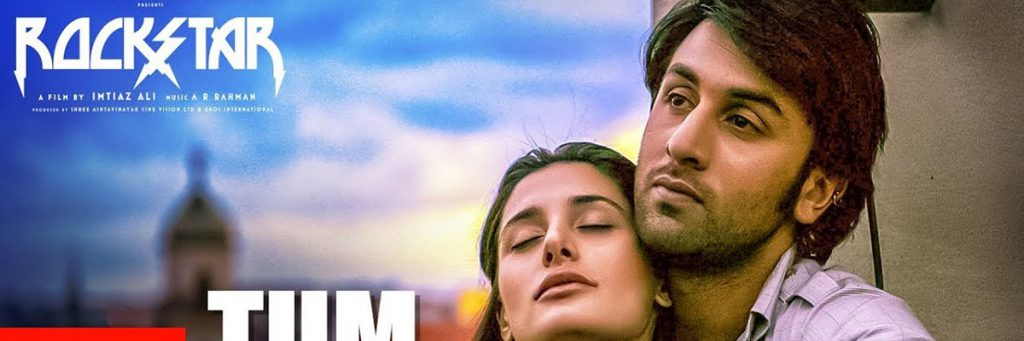 Ranbir Kapoor starrer Rockstar movie song Tum Ho Sung by Mohit Chauhan Soothing hindi songs