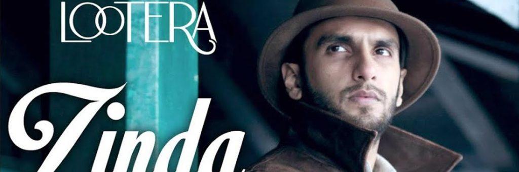 Zinda hoon yaar song ranveer singh from the movie Lootera soothing hindi songs