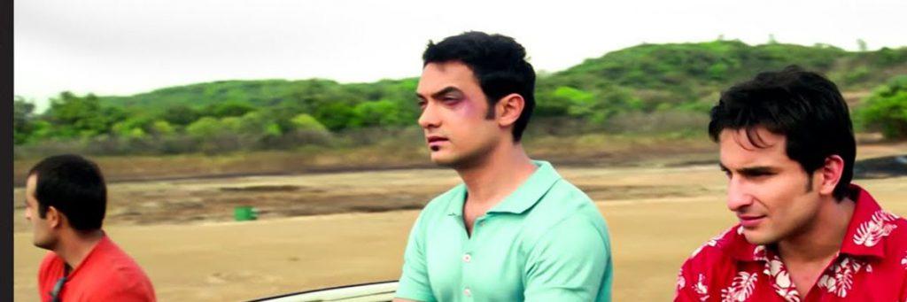 Aamir Khan and Saif Ali khan song from the movie Dil Chahta Hai Karaoke Song