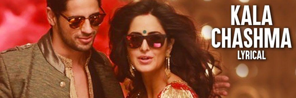 Siddharth Malhotra and Katrina Kaif karaoke song