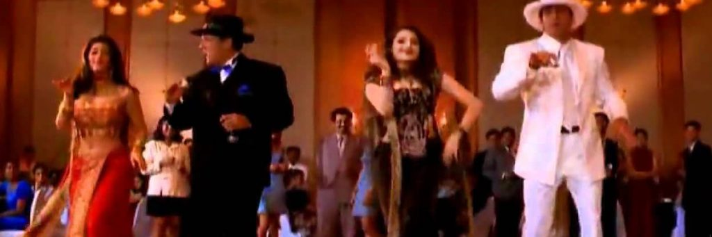 Bollywood Superstar Govinda and Sanjay Dutt songs funny and hilarious Bollywood song