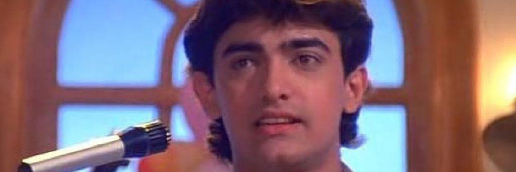 Aamir Khan song Papa Kehte hai