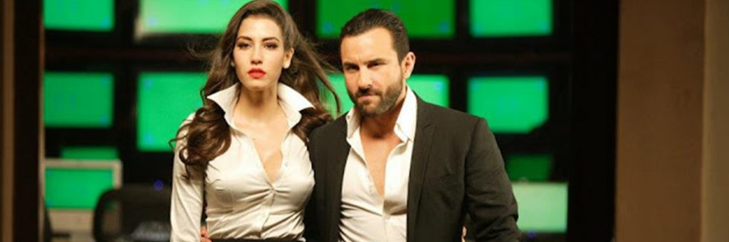 Saif Ali Khan song sung by Mika from the movie Agent Vinod