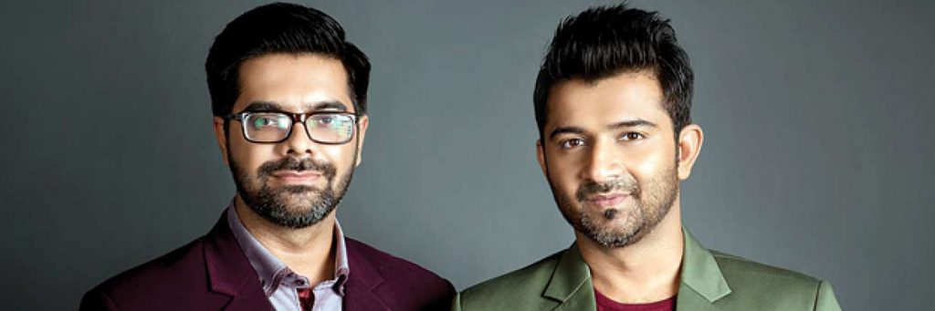 Sachin Jigar iconic young musical composure