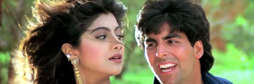 Akshay Kumar song shilpa shetty