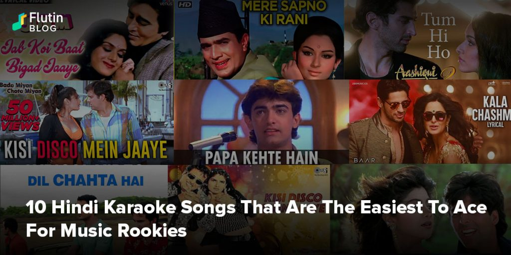10 Hindi Karaoke Songs That Are The Easiest To Ace For Music Rookies