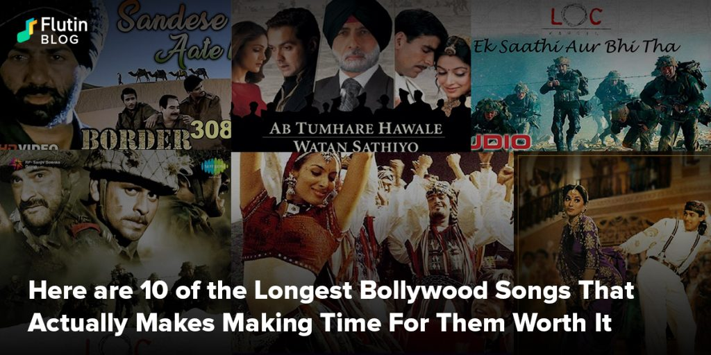Here are 10 of the Longest Bollywood Songs That Actually Makes Making Time For Them Worth It