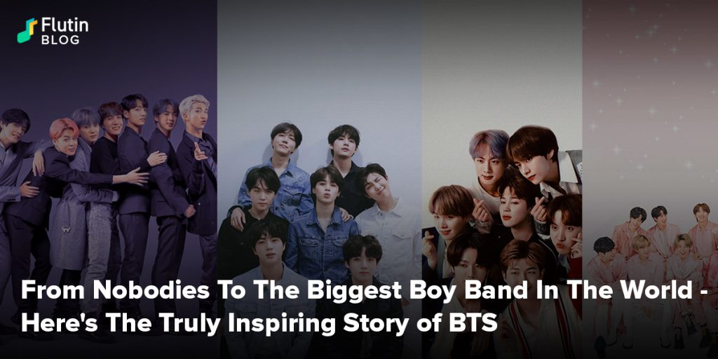 From Nobodies To The Biggest Boy Band In The World -  Here's The Truly Inspiring Story of BTS band