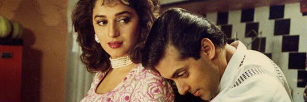 Salman Khan songs Madhuri Dixit
