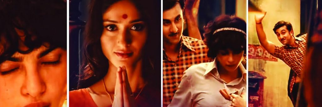 Ranbir Kapoor and Priyanka Chopra Starrer Barfi Movie