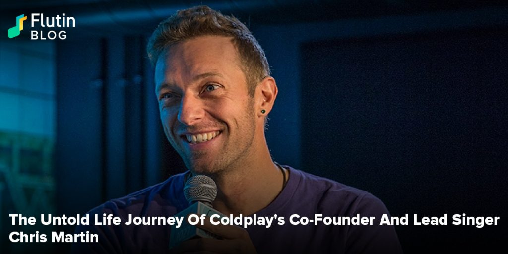 The Untold Life Journey Of Coldplay's Co-Founder And Lead Singer Chris Martin