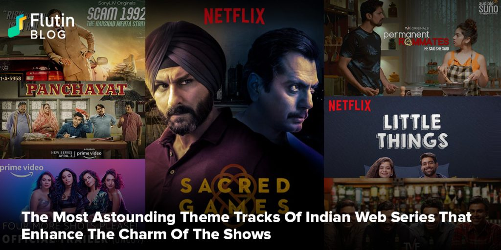 indian web series title sequence