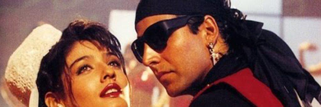 Raveena Tandon and Akshay Kumar Starrer Tu Cheez Badi Hai Mast Mast Song