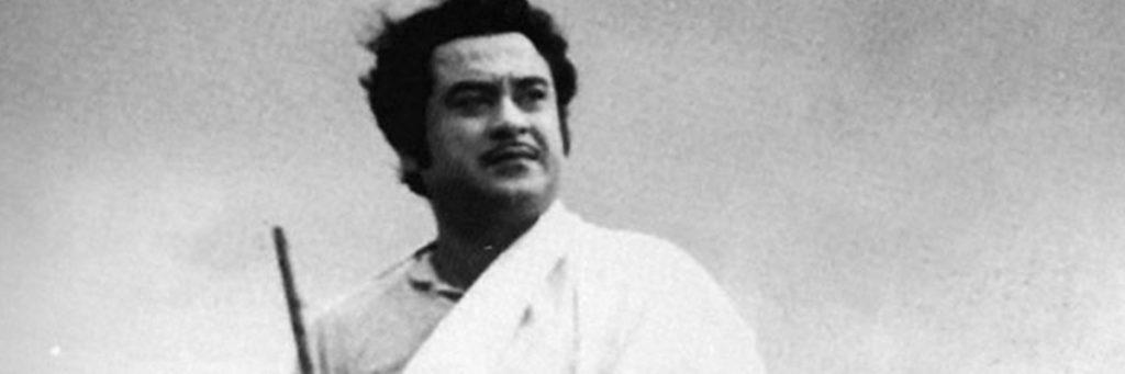 Bollywood legend Kishore kumar