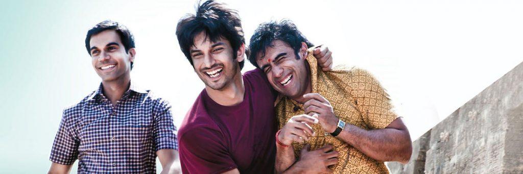 kai Po Che movie of Actor Sushant Singh Rajput Rajkumar Rao Movie