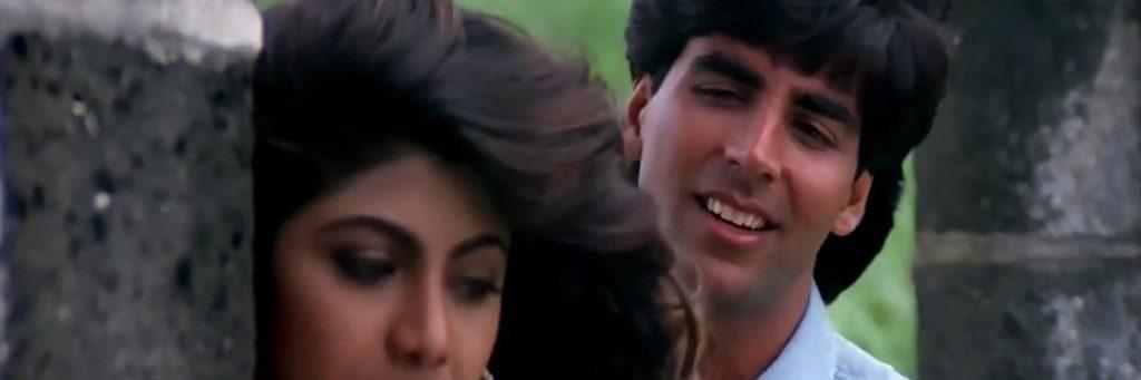 Akshay Kumar And Shilpa Shetty Starrer Song Chura ke Dil Mera
