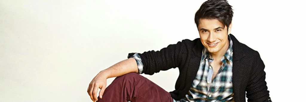 Pakistani singer Ali zafar Bollywood singer