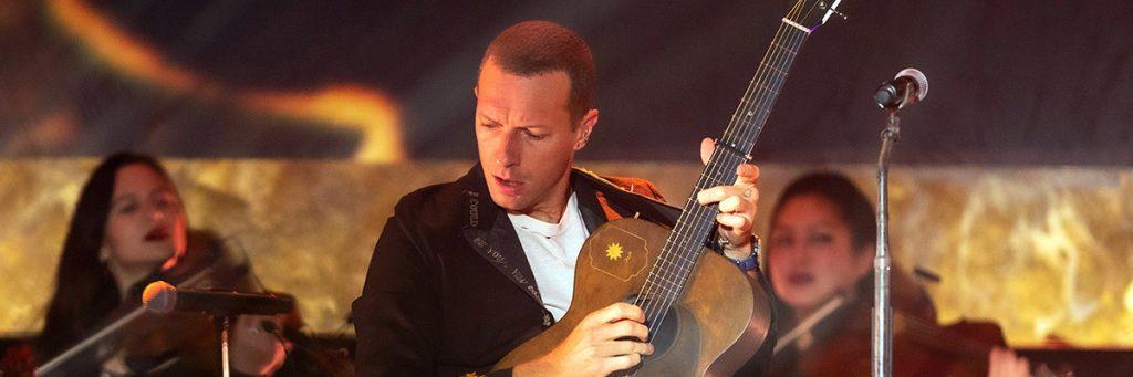 Coldplay music band