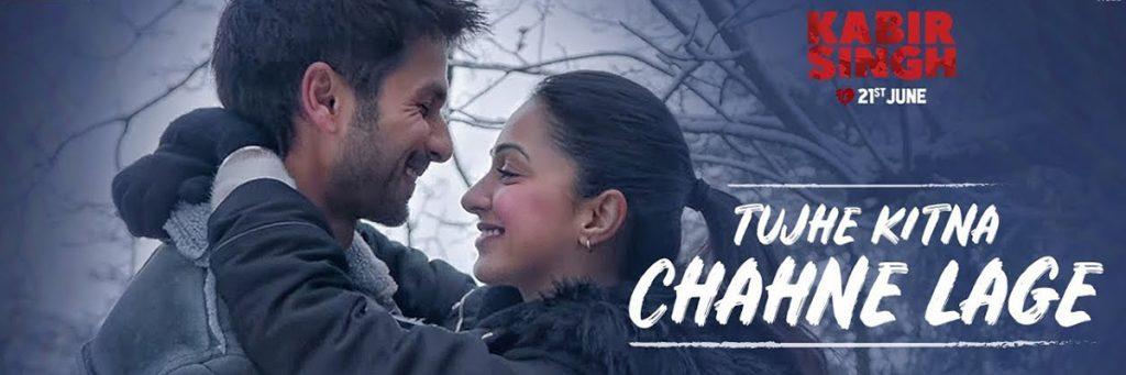 Tujhe Kitna Chahne Lage song by Kabir Singh Shahid Kapoor