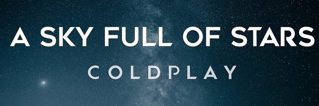 Coldplay band amazing songs