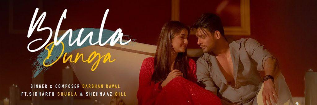 bhula denge song by shehnaaz gill & siddhart Shukla