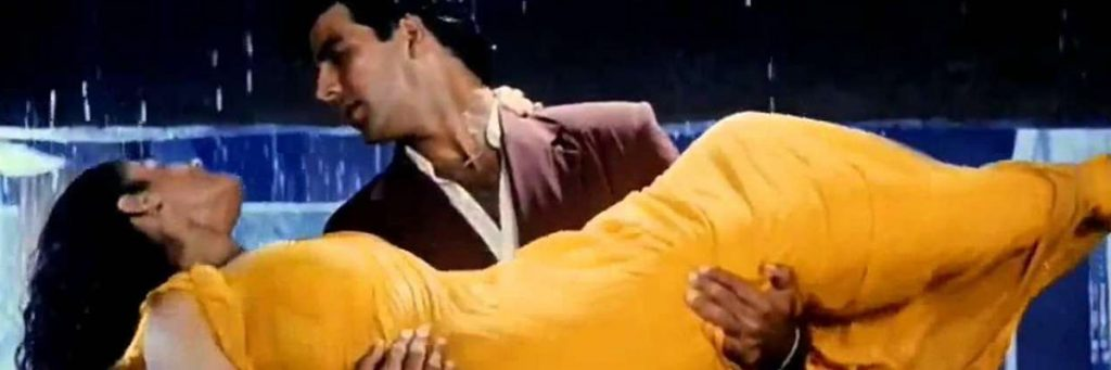 Tip TIp Barsa Pani Song from the movie Mohra