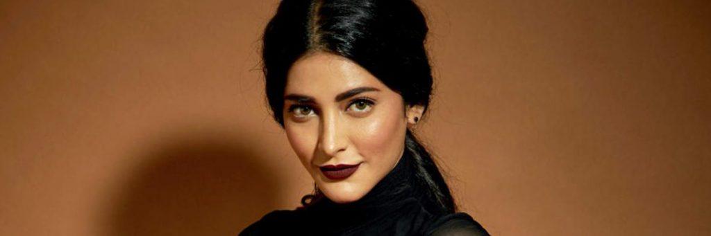 Kamal Hassan daughter shruti Haasan