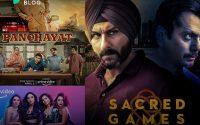 Sacred Games, Mirzapur, Panchayat, Family Man season 2