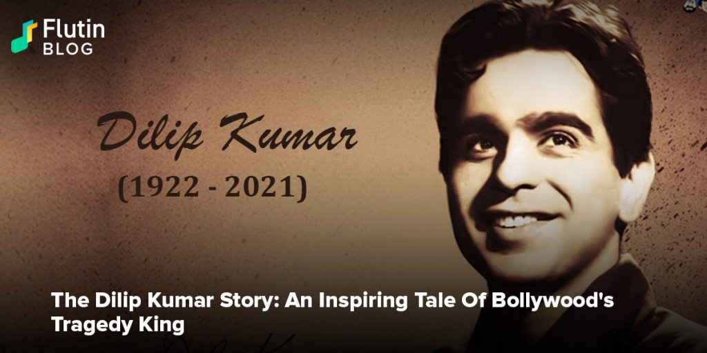 The Dilip Kumar Story: An Inspiring Tale Of Bollywood's Tragedy King