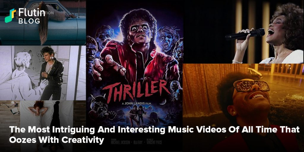 The Most Intriguing And Interesting Creative Music Videos Of All Time That Oozes With Creativity