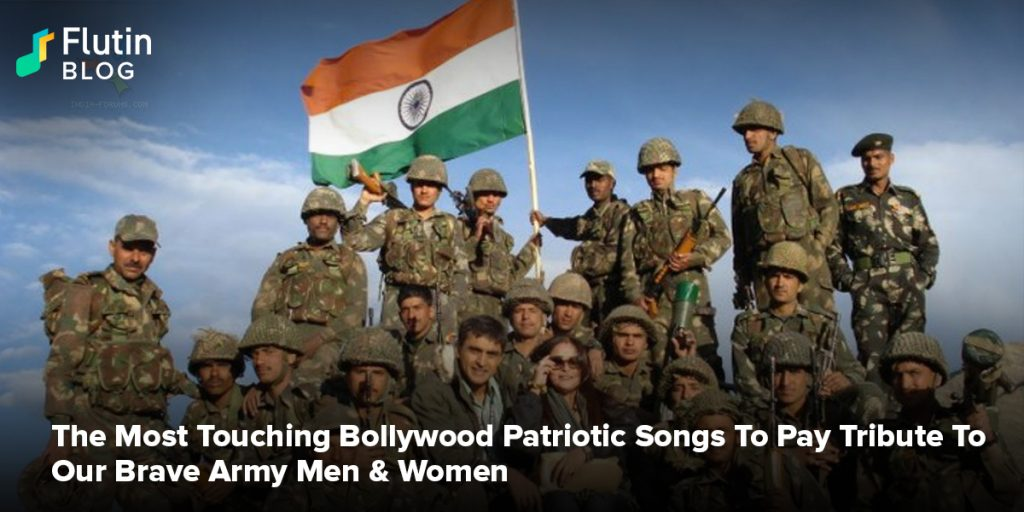 The Most Touching Bollywood Patriotic Songs To Pay Tribute To Our Brave Army Men & Women