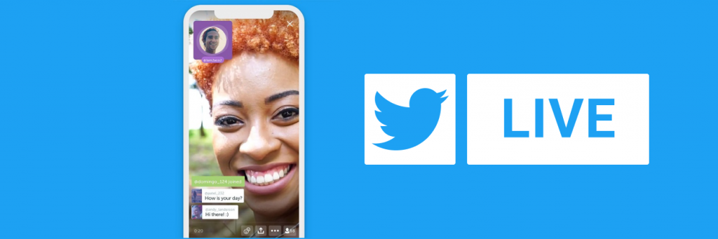 Social Media Twitter Live the multistreaming platform