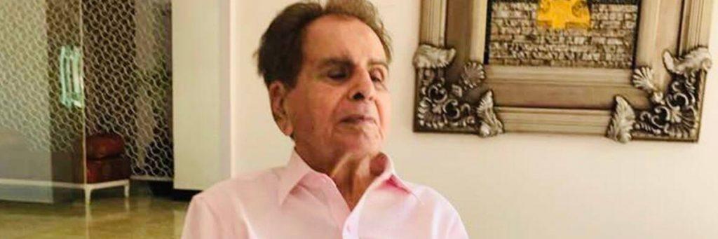 Dilip Sahab the legendary actor