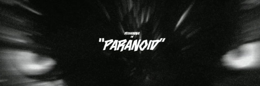 paranoid by kanye west