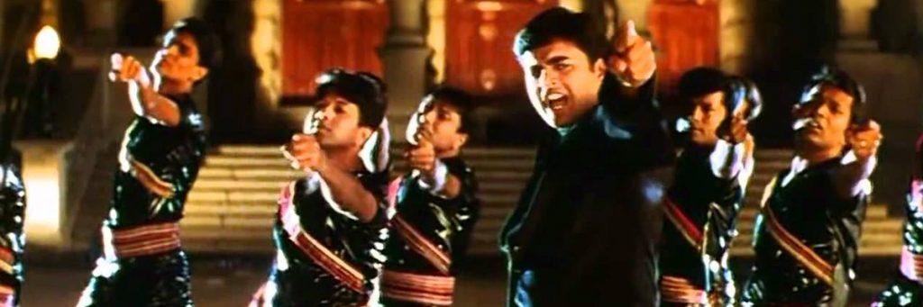 R Madhavan And Dia Mirza