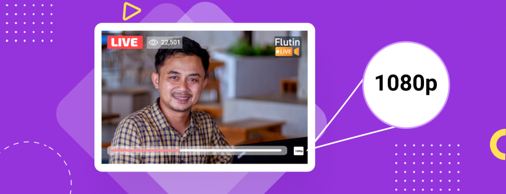 HD & RTMP Streaming Premium plan live streaming