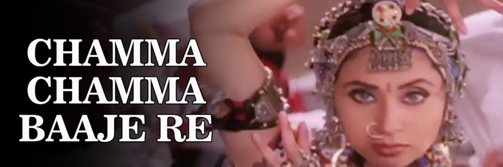 chamma chamma song in the classic hit movie Moulin Rouge