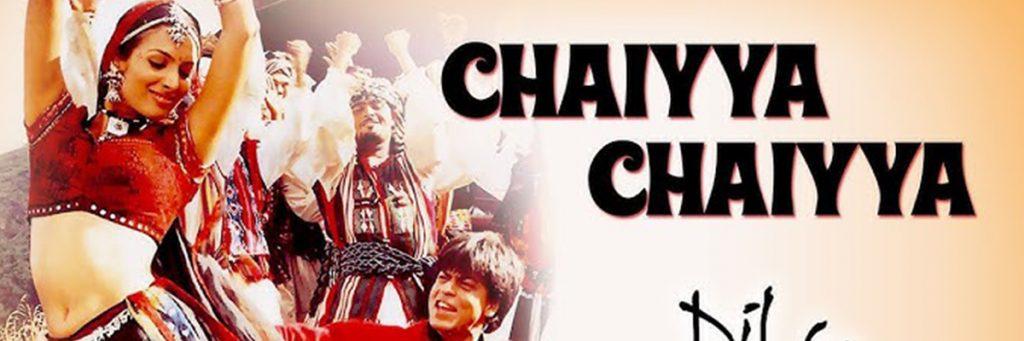 Chaiyya Chaiyya song Shah Rukh Khan Sukhwinder Singh A.R Rahman Hollywood Movies