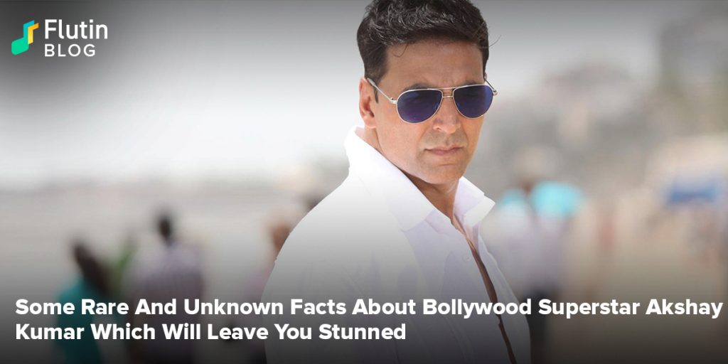 """Akshay Kumar is an irreplaceable Bollywood superstar who has mastered the areas of action and comedy in the film industry. He is an immensely flexible actor who slips into any role seamlessly and delivers a fascinating performance that never fails to leave us in awe. Today, we bring to you some of the most interesting and unknown facts about Akshay Kumar's life.    Akshay Kumar's mother, who had been critically ill for the past few days, ultimately took her last breath on 8th September 2021. Akshay Kumar took to social media to share that she was his core. """"And today I feel an unbearable pain at the very core of my existence. My maa Smt Aruna Bhatia peacefully left this world today morning and got reunited with my dad in the other world. I respect your prayers as I and my family go through this period. Om Shanti"""", writes the actor. While we keep the Bollywood superstar's mother in our prayers and wish her family all the strength in the world, let's take a look at some rare facts about Akshay Kumar's life.   1. Black Belt Holder  There's a reason why our Khiladi rocks an action scene like no other and still is unimaginably fit in his 50s. Akshay has a Black Belt in Taekwondo and had also learnt Muay Thai in Bangkok before he arrived in Bollywood.   2. True """"Khiladi""""  Akshay Kumar is known for doing his own stunts in his movies. However, did you know that eight of his films include the word """"Khiladi"""" in them? These films are Khiladi 786, Khiladi 420, International Khiladi, Mr. And Mrs. Khiladi, Khiladiyon Ka Khiladi, Main Khiladi Tu Anari, and the one where it all began - Khiladi.   3. The Game of Names  You probably know that Akshay Kumar's real name is Rajiv Bhatia. So, where did he get inspiration for his stage name? What many of you don't know is that Rajiv, a.k.a. Akshay, actually debuted with Mahesh Bhatt's movie titled Aaj. Here, he appeared for like 10 seconds as a martial arts instructor named Akshay. This is where he fell in love with the name Akshay and dec"""